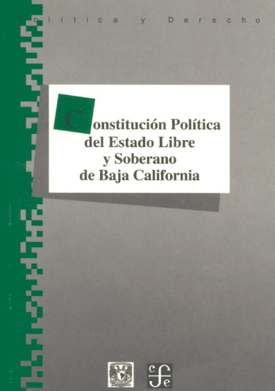 Constitución Política del Estado Libre y Soberano de Baja California