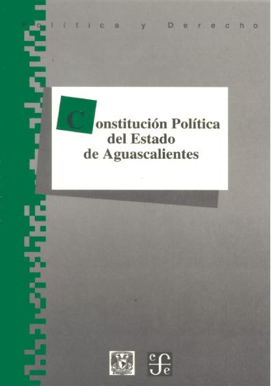 Constitución Política del Estado de Aguascalientes