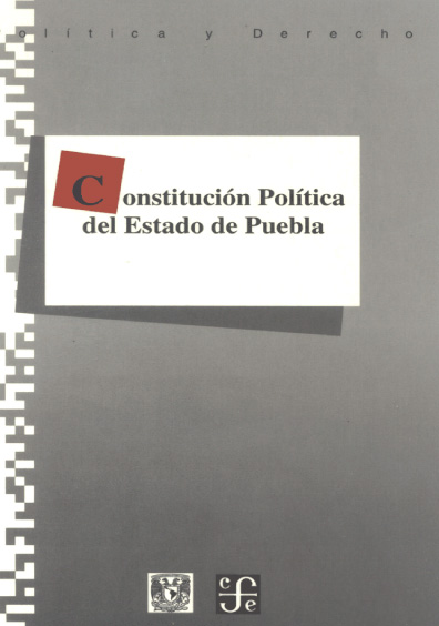 Constitución Política del Estado de Puebla