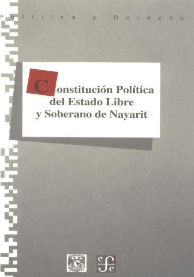 Constitución Política del Estado Libre y soberano de Nayarit