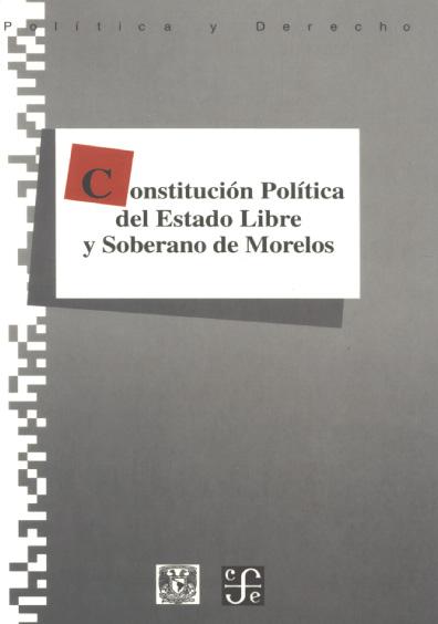 Constitución Política del Estado Libre y soberano de Morelos
