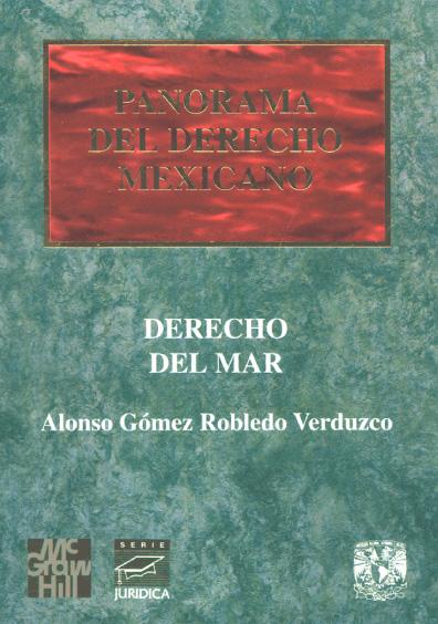 Panorama del derecho mexicano. Derecho del mar