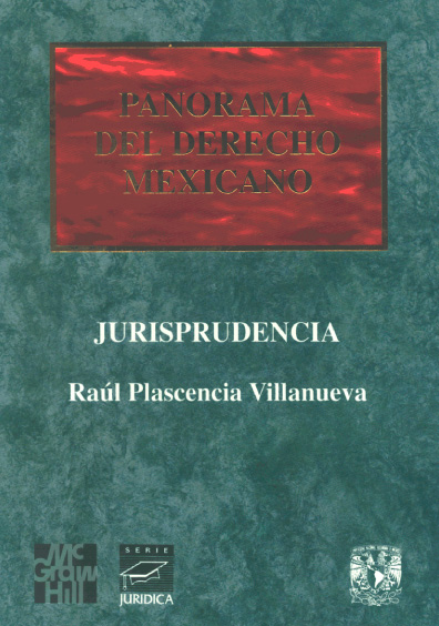 Panorama del derecho mexicano. Jurisprudencia