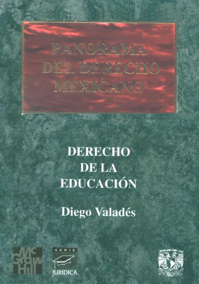 Panorama del derecho mexicano. Derecho de la educación