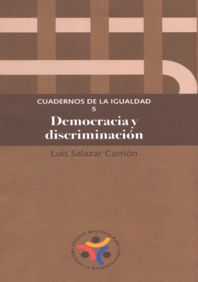 Democracia y discriminación