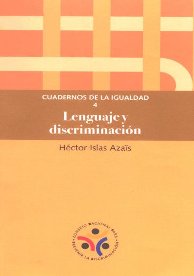 Lenguaje y discriminación