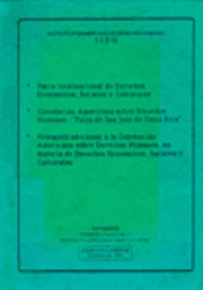 Seminario Presente y Futuro de los Derechos Económicos en América Latina