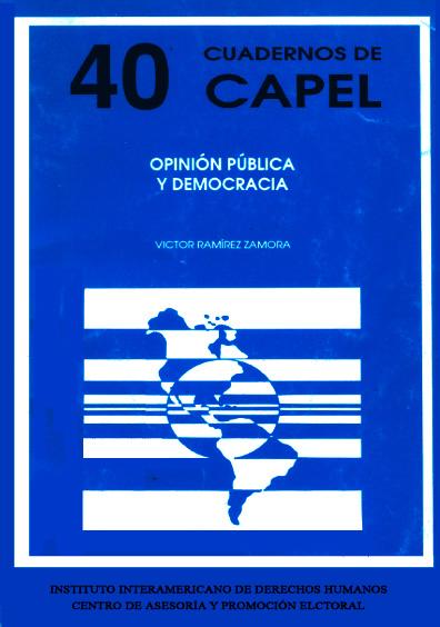 Opinión pública y democracia