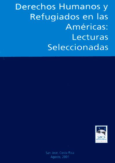 Derechos humanos y refugiados en las Américas: lecturas seleccionadas