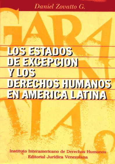 Los Estados de excepción y los derechos humanos en América Latina