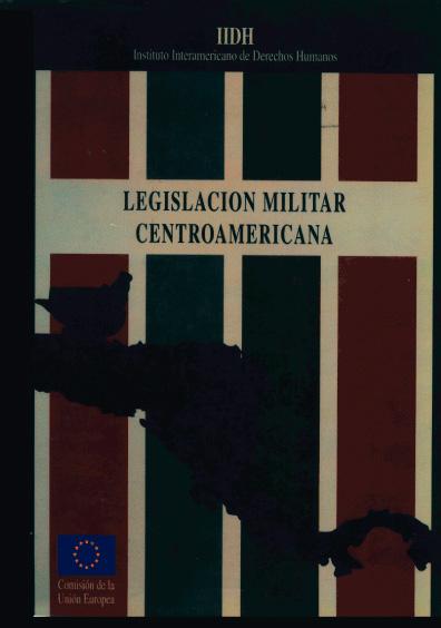 Legislación militar centroamericana