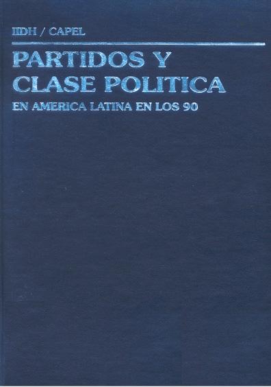 Partidos y clase política en América Latina en los 90