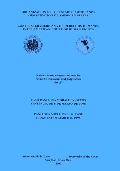Caso Paniagua Morales y otros