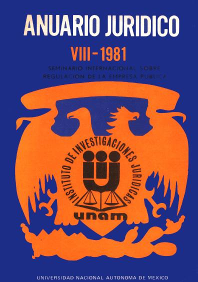 Anuario Jurídico VIII