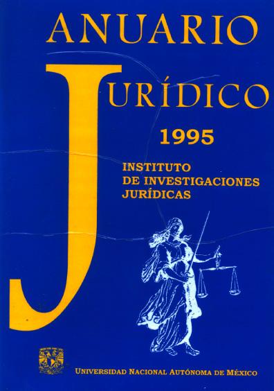 Anuario Jurídico 1995