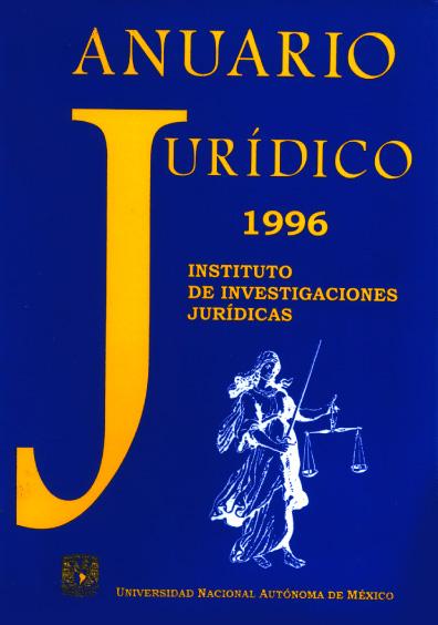 Anuario Jurídico 1996
