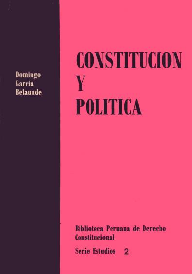 Constitución y política