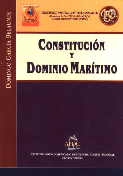 Constitución y derecho marítimo