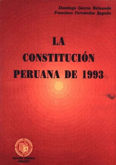 La Constitución peruana de 1993