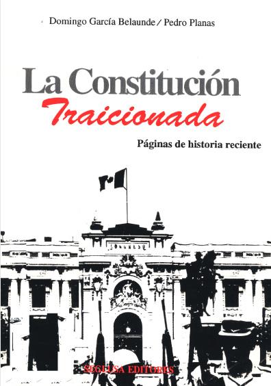 La Constitución traicionada