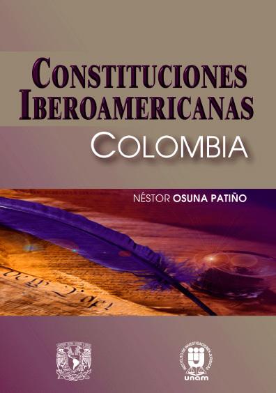 Constituciones iberoamericanas. Colombia