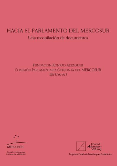 Hacia el Parlamento del Mercosur
