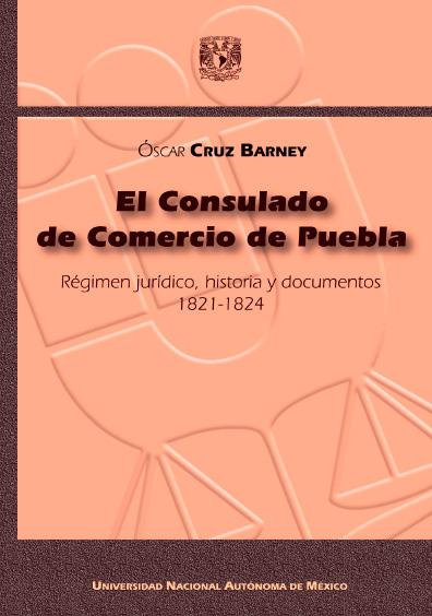 El Consulado de Comercio de Puebla