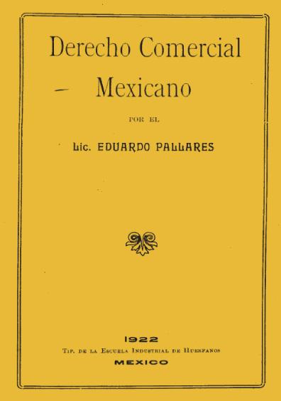 Derecho comercial mexicano
