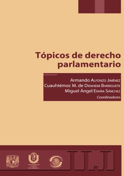 Tópicos de derecho parlamentario