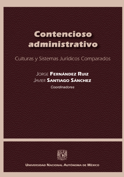 Contratos administrativos. Culturas y Sistemas Jurídicos Comparados
