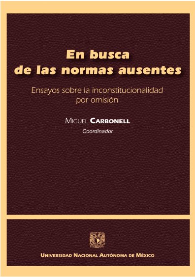 En busca de las normas ausentes, 2a. ed.