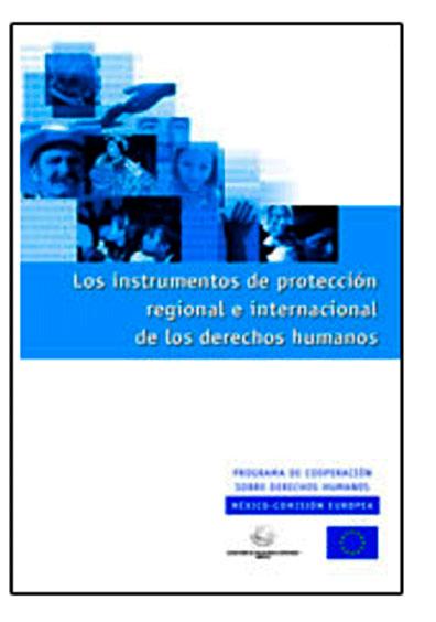 Los instrumentos de protección regional e internacional de los derechos humanos