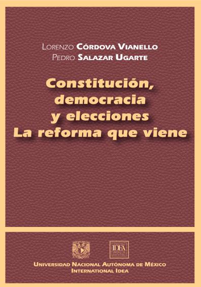 Constitución, democracia y elecciones: la reforma que viene