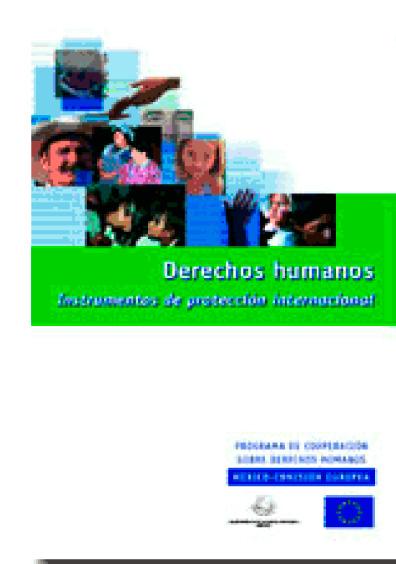 Derechos humanos. Instrumentos de protección internacional