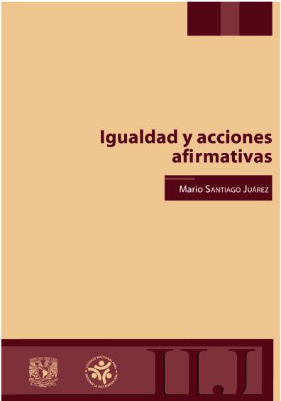 Igualdad y acciones afirmativas
