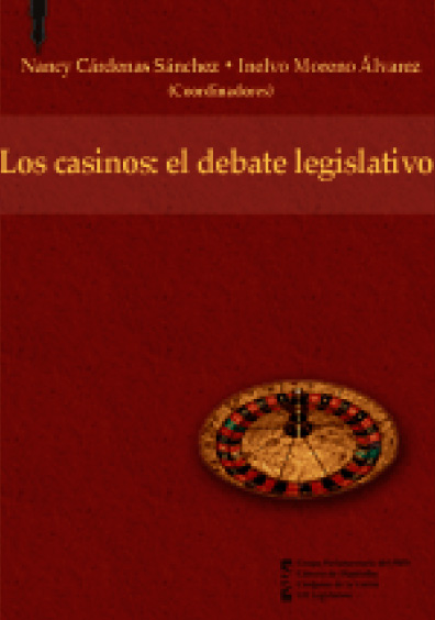 Casinos en México: el debate legislativo