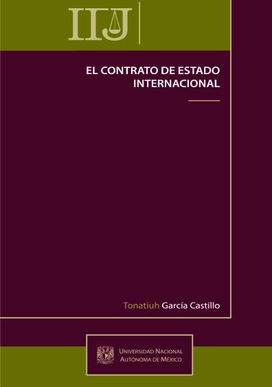El contrato de Estado internacional