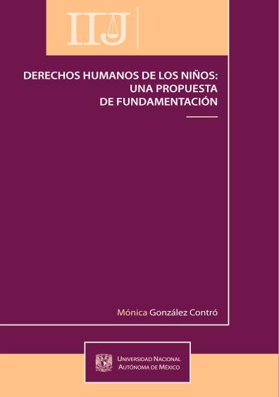 Derechos humanos de los niños: una propuesta de fundamentación