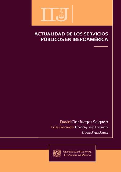 Actualidad de los servicios públicos en Iberoamérica
