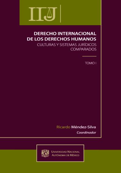 Derecho internacional de los derechos humanos. Culturas y Sistemas Jurídicos Comparados, t. I