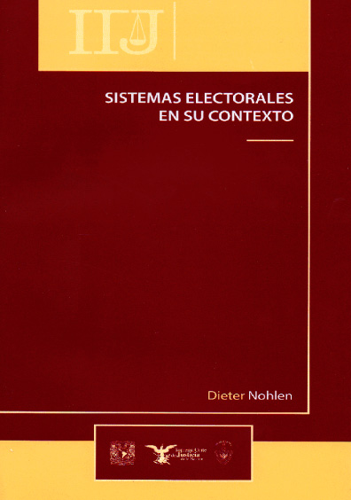 Sistemas electorales en su contexto