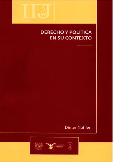 Derecho y política en su contexto