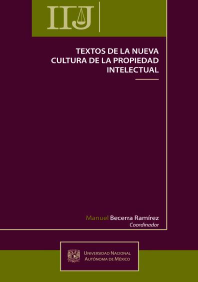 Textos de la nueva cultura de la propiedad intelectual