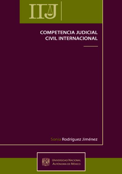 Competencia judicial civil internacional