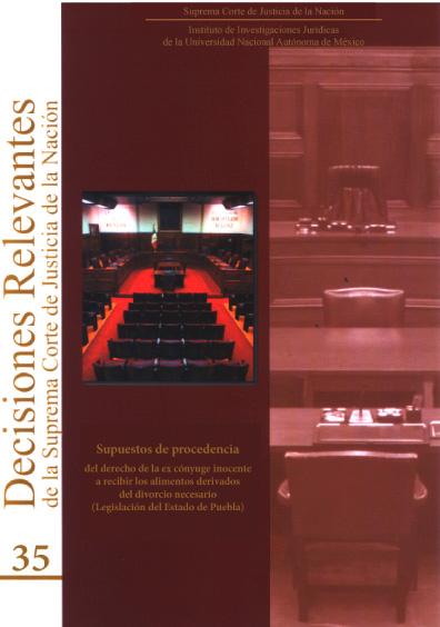 Decisiones relevantes de la Suprema Corte de Justicia de la Nación, núm. 37, Justicia para menores. Constitucionalidad de la ley de la materia del estado de San Luis Potosí