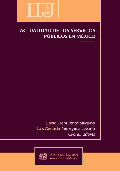 Actualidad de los servicios públicos en México