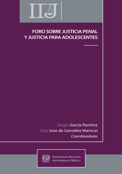 Foro sobre Justicia Penal y Justicia para Adolescentes