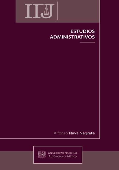 Estudios administrativos