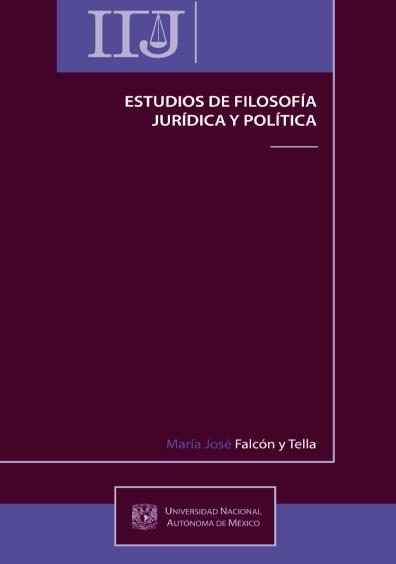 Estudios de filosofía jurídica y política