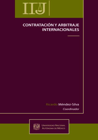 Contratación y arbitraje internacionales